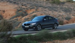 Serie 3 GT bmw movimiento