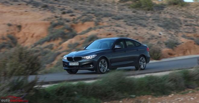Prueba BMW Serie 3 GT: Cruce de caminos que da como resultado al Serie 3 más versátil de la historia