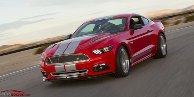 SHELBY GT: El primer modelo global será mucho más potente que el Ford Mustang SHELBY GT350R