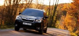 Subaru Forester 2.0D Lineartronic 03