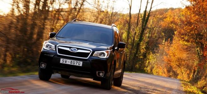 Ahora, el Subaru Forester diésel también con cambio automático Lineartronic