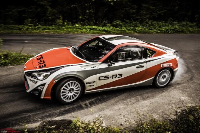 Toyota GT86 CS-R3, lo mejor que podía haber creado la marca para su regreso al WRC