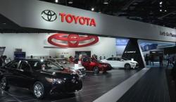 Toyota Lider de ventas
