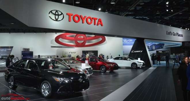 Toyota lideró las ventas en 2014, Volkswagen le pisa los talones y GM va en tercer lugar