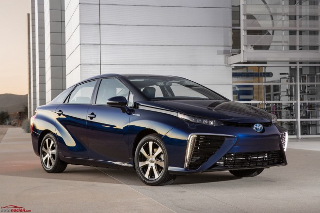 El éxito del Toyota Mirai en Japón obliga a aumentar la producción: ¿Será algo contagioso?