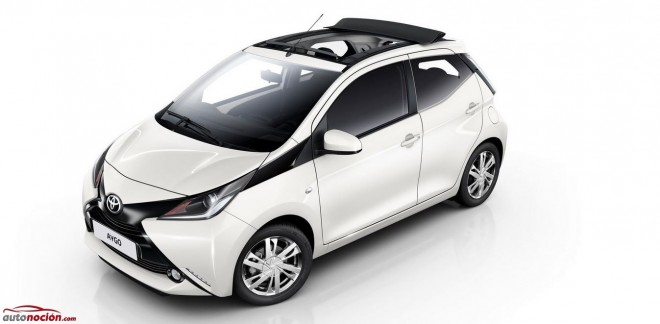 Toyoto Aygo Descapotable