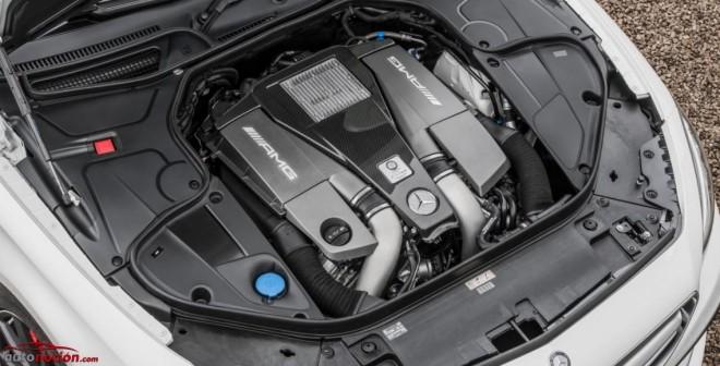 Sentencia de muerte para el motor V8 biturbo de 5,5 litros de Mercedes-AMG