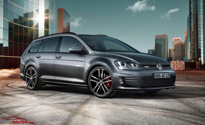 Volkswagen Golf GTD Variant: El Gran Turismo Diésel, ahora en formato familiar