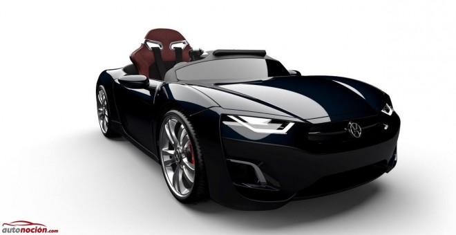 """Broon F8: El coche de """"juguete"""" que vuelve locos a padres e hijos"""