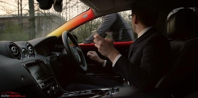 ¡Cuidado!, hay un ciclista o un motorista a tu lado: Nuevo sistema de alerta de Jaguar Land Rover
