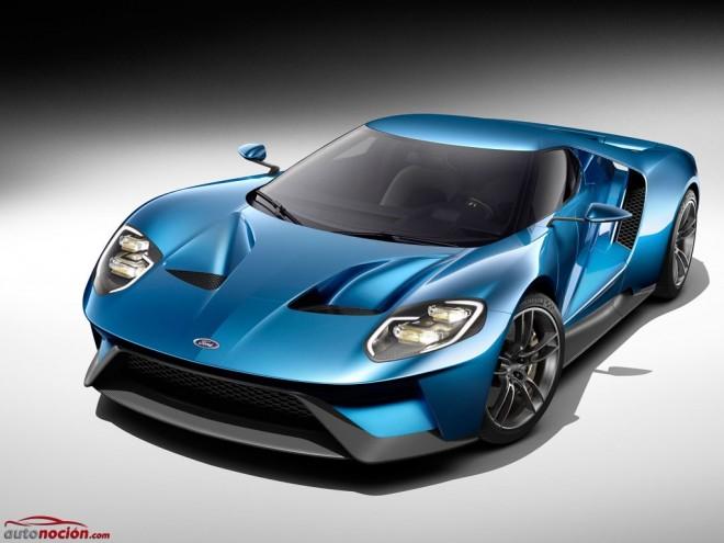 Así es el nuevo Ford GT: Una bestia con motor V6 twin-turbo EcoBoost de 3.5 litros y más de 600 cv