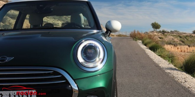 faro full led mini cooper d