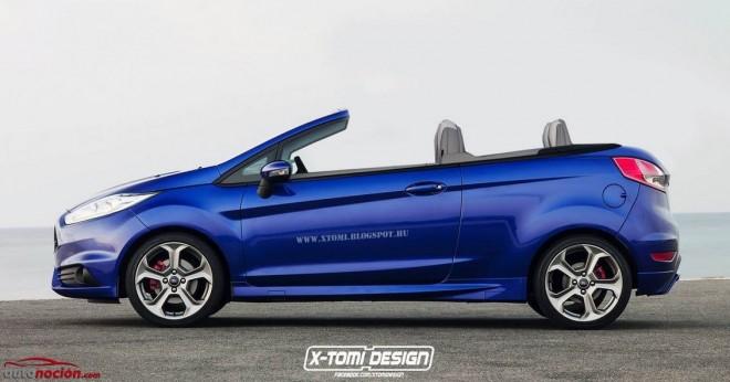¡Fuera techo!: Así serían las variantes cabrio de algunos modelos del segmento B