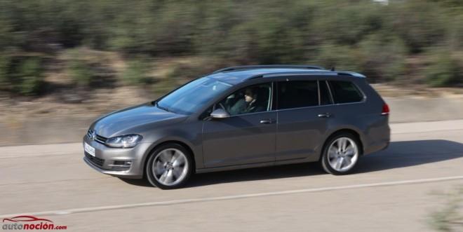 Prueba Volkswagen Golf Variant TDI 150 cv DSG 6 Sport: Para sentirse orgulloso de lo familiar
