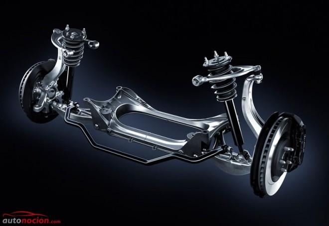 El Rincón Mecánico: Tipos de suspensiones independientes en el eje delantero