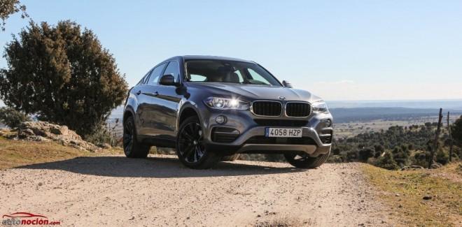 Prueba BMW X6 xDrive30d: El primer Sports Activity Coupé regresa más refinado que nunca