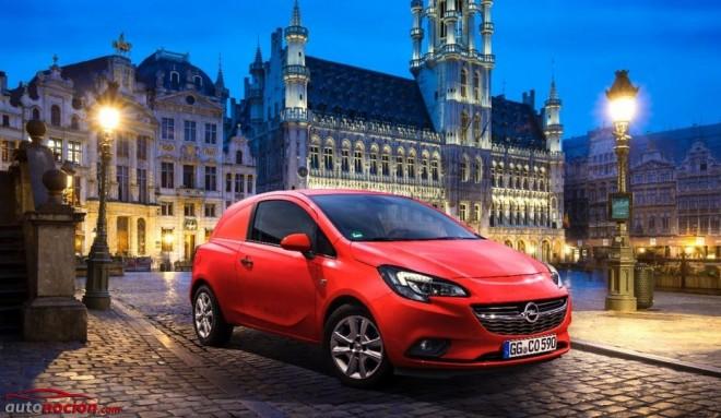 Opel Corsavan: Un comercial ligero que no renuncia al diseño y al equipamiento