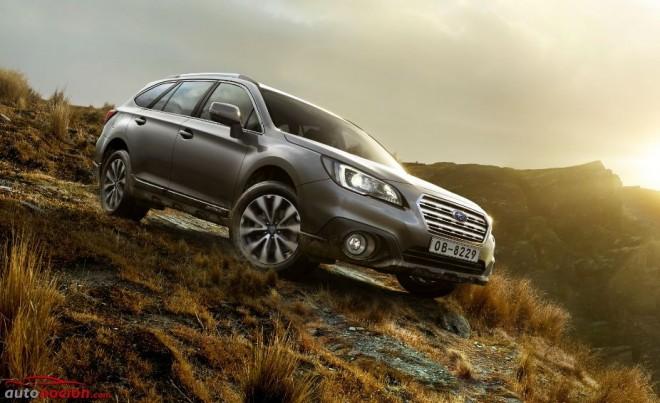 El nuevo Subaru Outback parte de los 29.900 euros: Interesante apuesta por el Lineartronic y el Eyesight