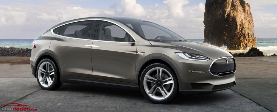 Tesla Model X: Primeros detalles oficiales del crossover eléctrico de Palo Alto