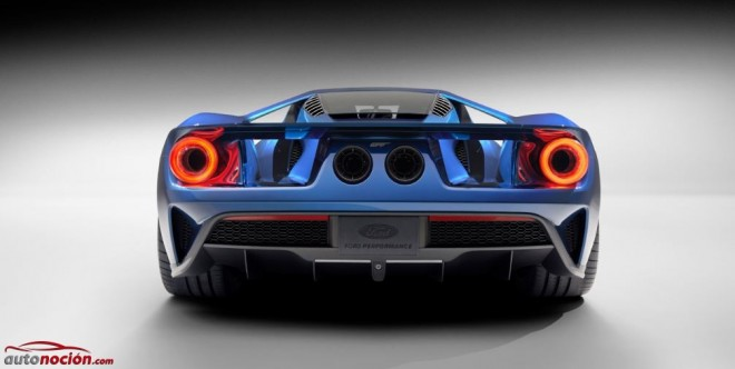 El Ford GT llegará al Viejo Continente con cuentagotas…