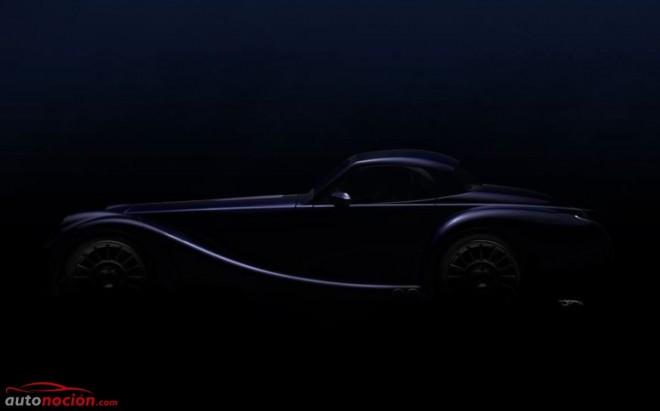 Morgan Motor Company nos muestra ligeramente su próximo producto…