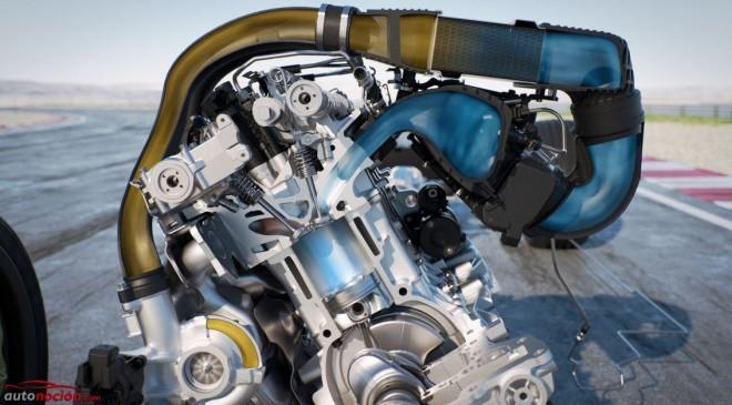 La inyección de agua hace posible elevar los límites del rendimiento del motor: Así funciona
