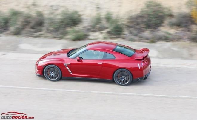 Prueba Nissan GT-R Black Edition: 550 cv y 632 Nm de par que te dejarán sin aliento