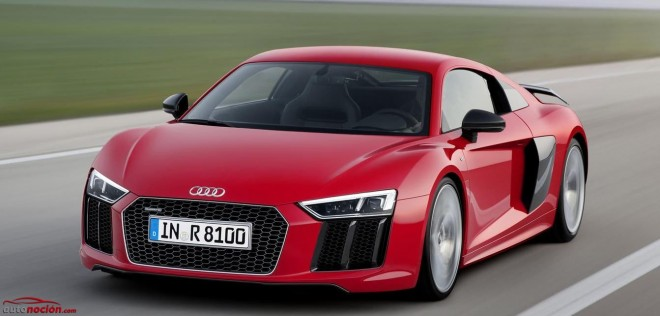 Audi R8 e-tron: más potencia, más autonomía, más deportivo, más Audi