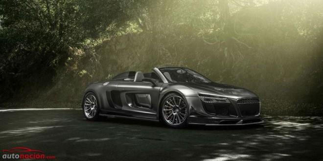 PPI Razor GTR Audi R8, la preparación más extravagante del Audi R8