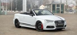 Audi S3 Cabrio MTM