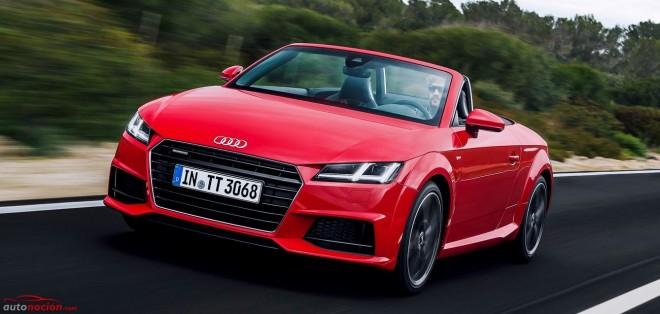 El Audi TT obtiene 4 estrellas Euro NCAP, las pruebas de seguridad se endurecen y algunos no dan la talla…