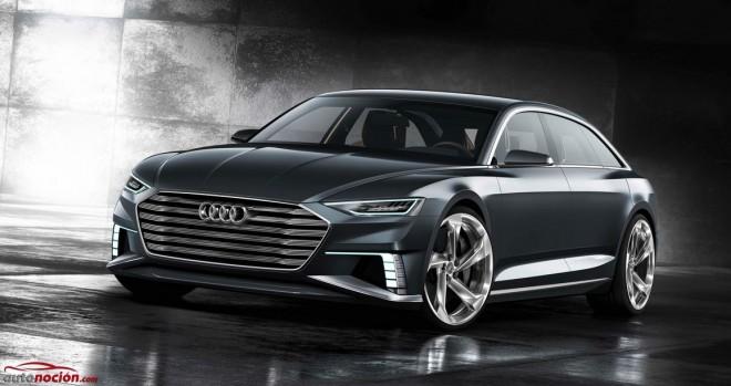 Audi prologue Avant: Pura filosofía Avant en un diseño realmente atractivo