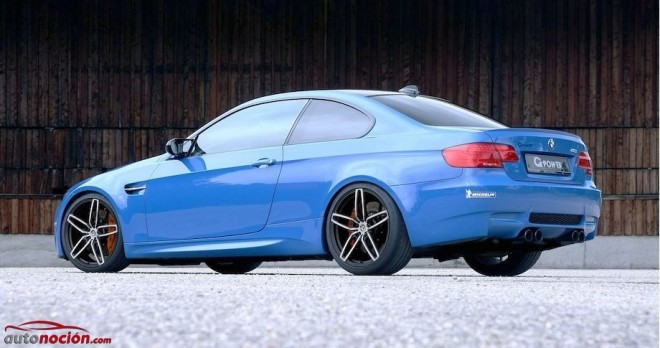BMW M3 G-Power 01