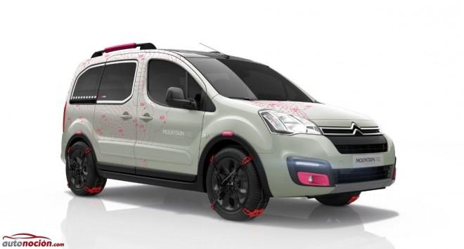 Citroën Berlingo Mountain Vibe: Más real de lo que te puedes imaginar