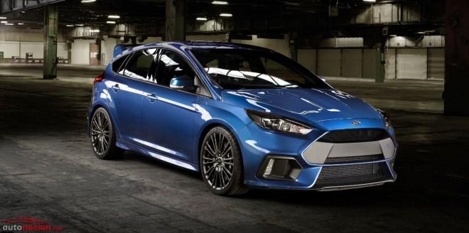 Las ansiadas cifras del Ford Focus RS sobre la pista ¿Por qué aun no las conocemos?
