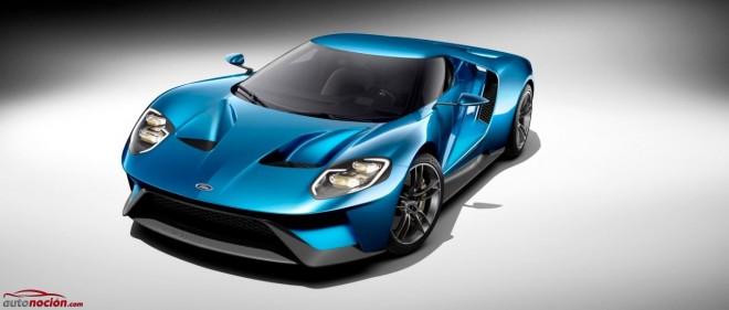 Ford quiere coches más ligeros: La fibra de carbono encaja en sus planes y ahora trabaja en un mejor precio