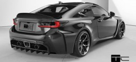 Lexus RC F Kit Carroceria