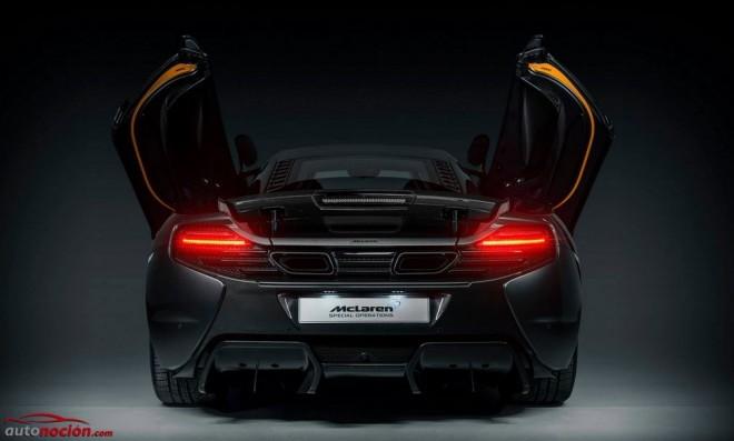 """McLaren Special Operations """"Project Kilo"""": El 650S más exclusivo que nunca"""