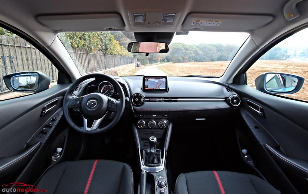 Opini 243 N Y Prueba Nuevo Mazda2 1 5 Skyactiv G 90 Cv Y 115 Cv