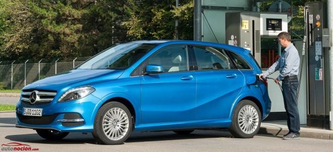 Ya conocemos el precio para las versiones más verdes del Mercedes-Benz Clase B