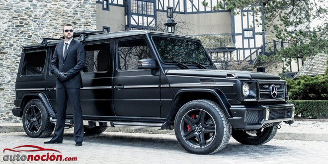 Mercedes G63 AMG Inkas Armored (1)