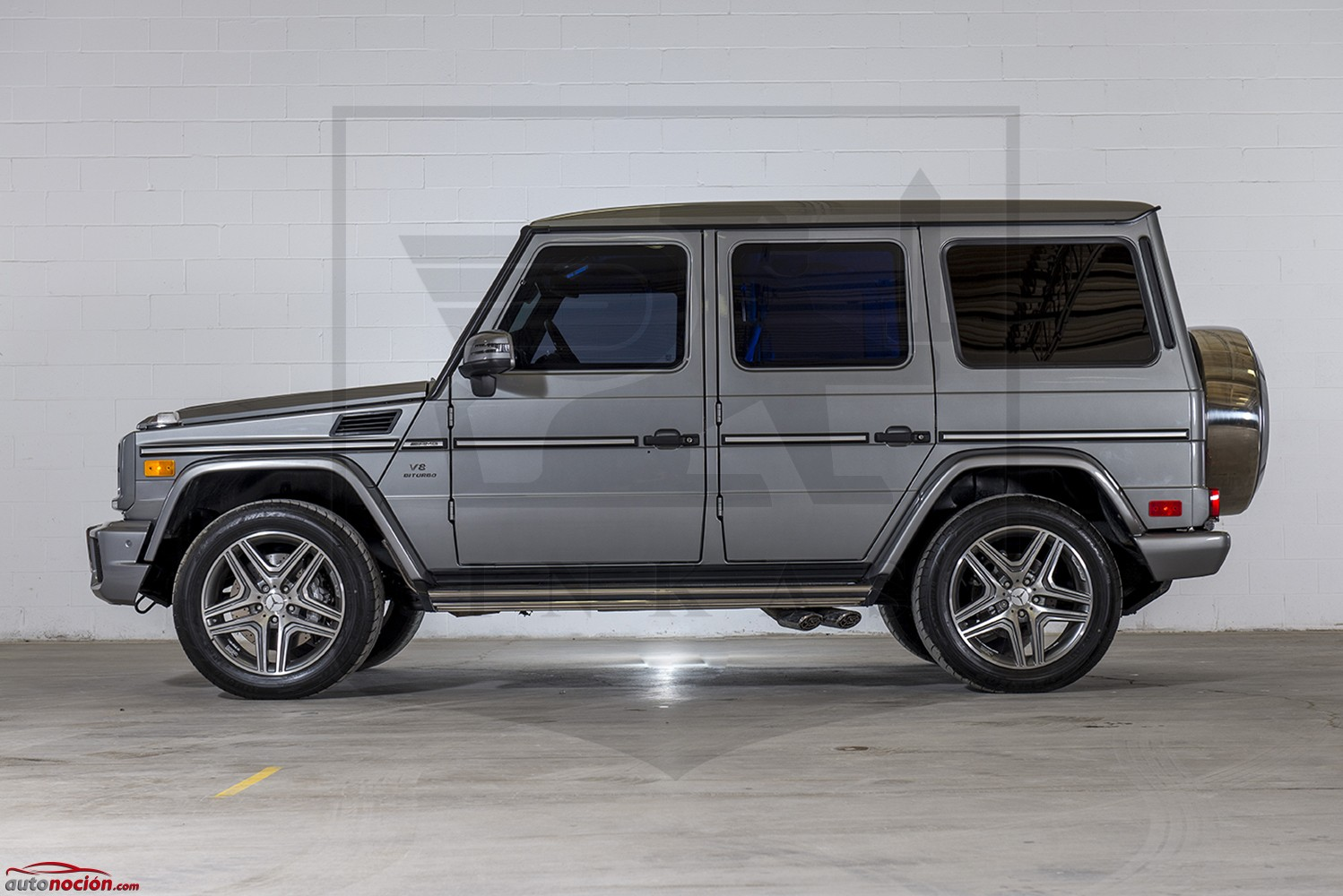 Mercedes G63 AMG Inkas Armored (26)