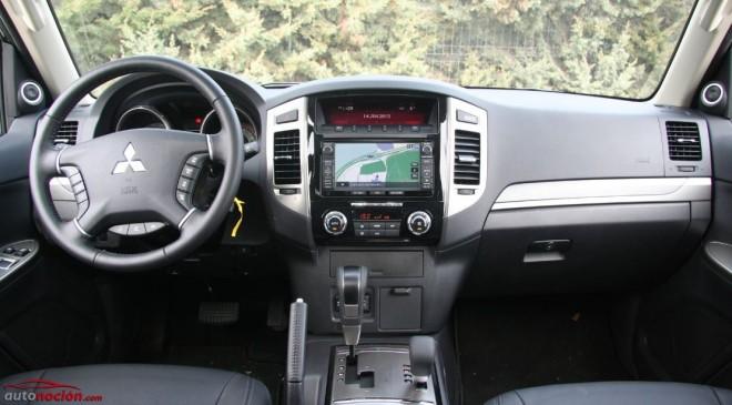 mitsubishi montero 47 - Mitsubishi Montero 2015 Interior