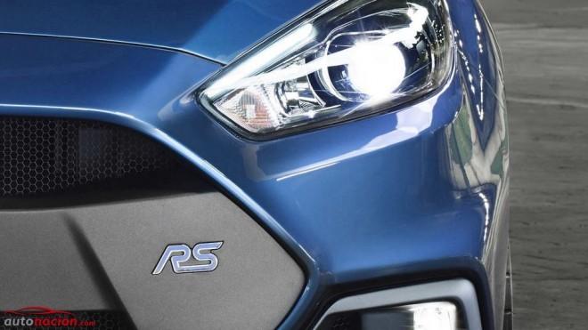 """Ford dice """"no"""" a los cambios automáticos en sus modelos RS"""