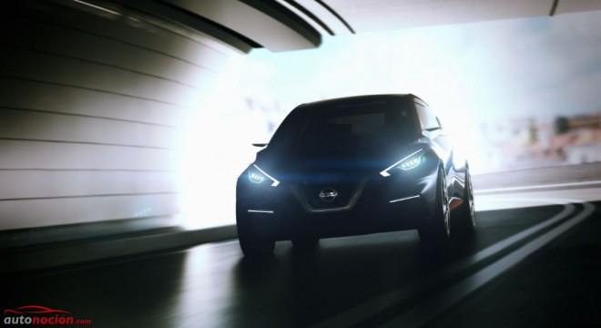 Nissan SWAY: Empiezan las pistas para la futura generación de utilitarios, ¿Hablamos del Micra?
