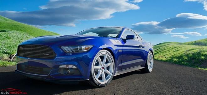 Saleen S302 Mustang: Vitaminando al muscle car por excelencia