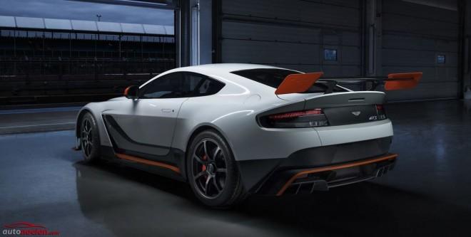 De Vantage GT3 a Vantage GT12: La amenaza con pleitos surte efecto en Aston Martin