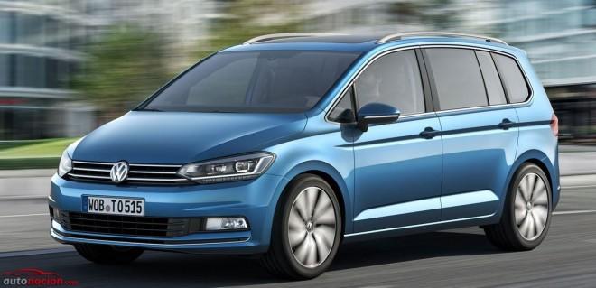 Nuevo Volkswagen Touran: Todo lo que tienes que saber de él en 9 puntos