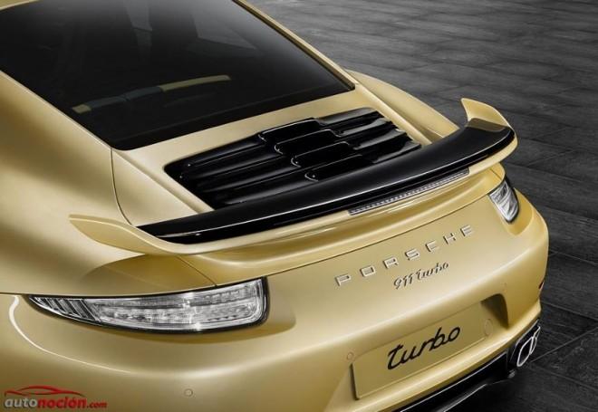 """Aerokit Turbo"": Así desarrolla Porsche un kit para aumentar la carga aerodinámica"