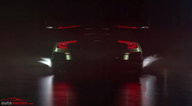 Así suena el Aston Martin Vulcan: McLaren P1 GTR y Ferrari FXX K en su punto de mira